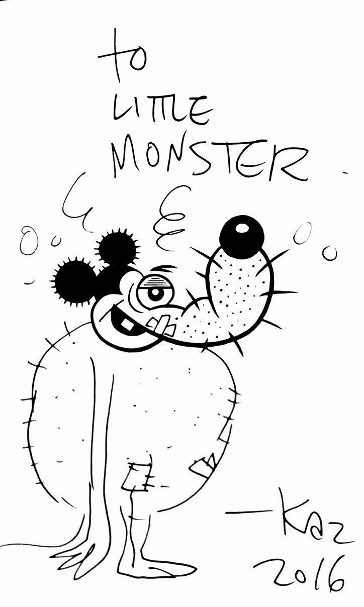 "INTERVIEW WITH KAZ (""SpongeBob SquarePants"", ""Underworld"") - Little ..."